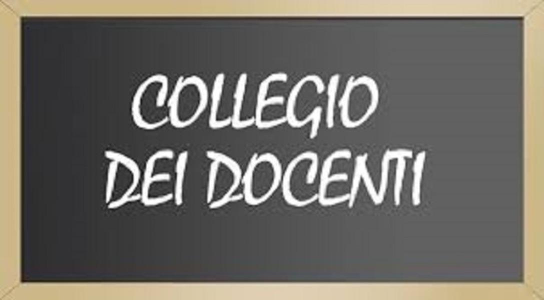 2: COLLEGIO DOCENTI