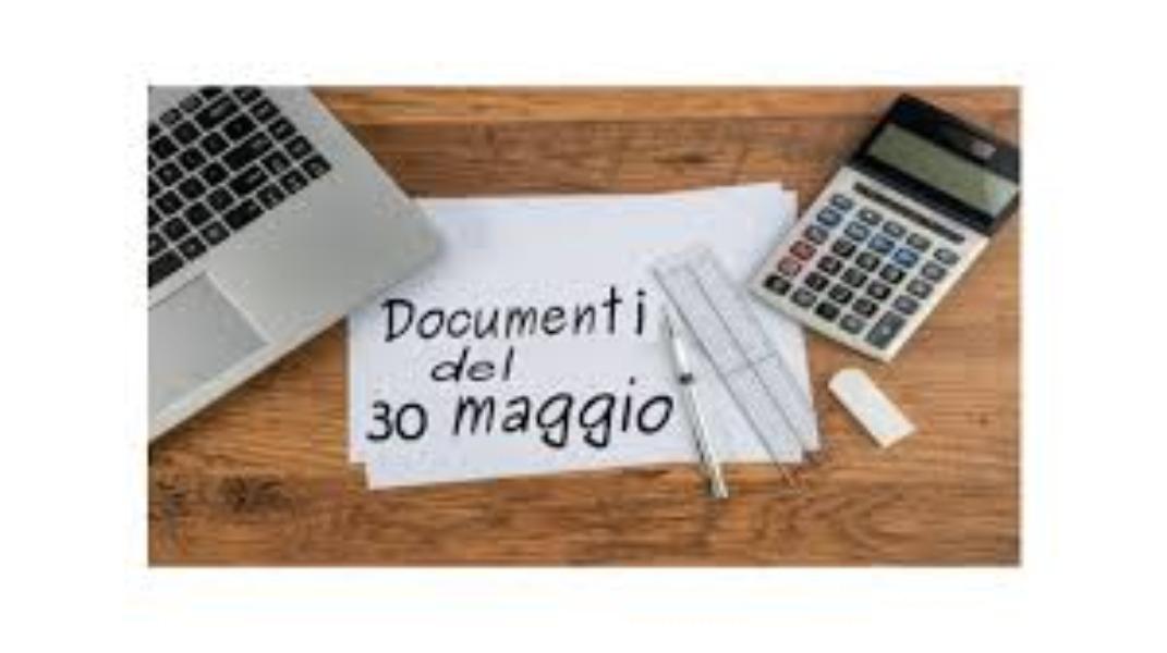 DOCUMENTI PER ESAMI DI STATO 30 MAGGIO 2019/2020