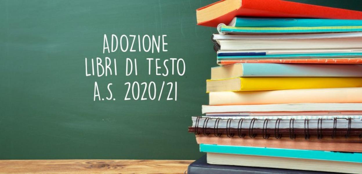 LIBRI DI TESTO 2020/2021