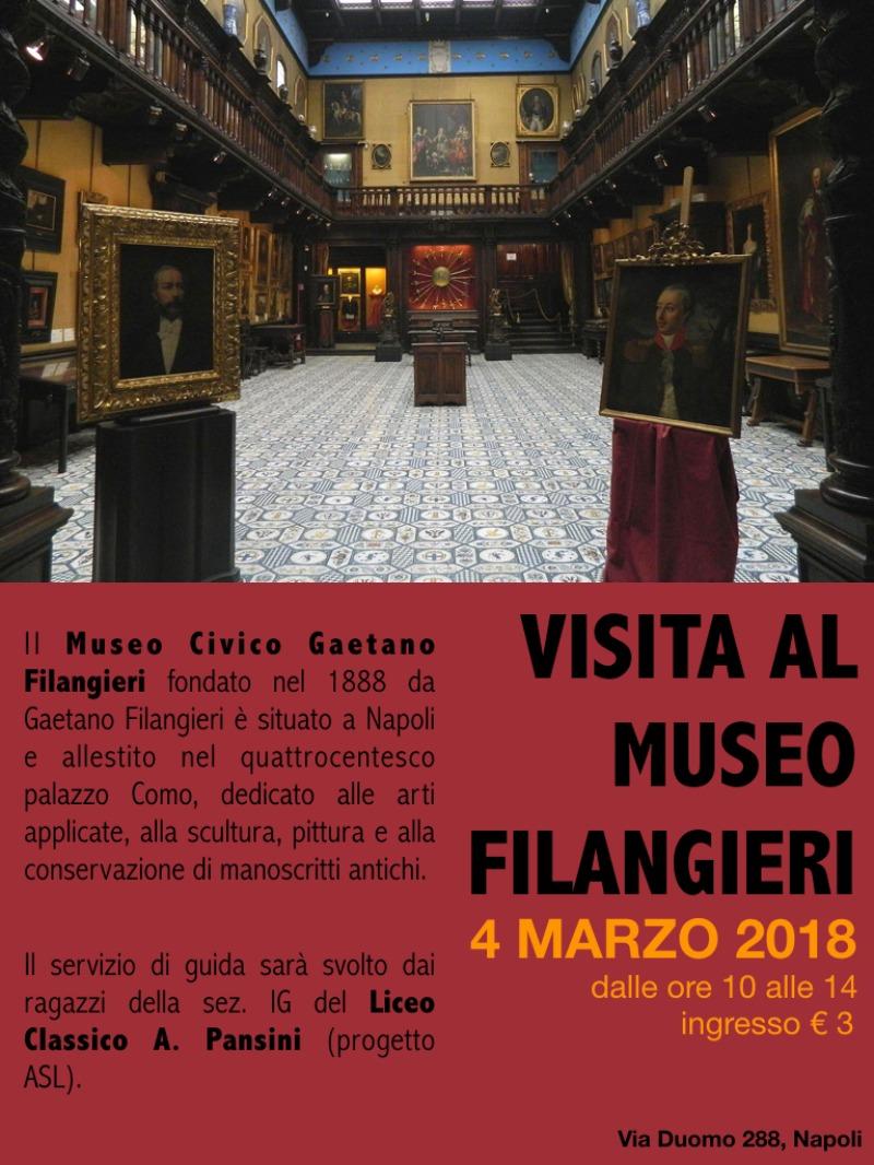 VISITA AL MUSEO FILANGIERI