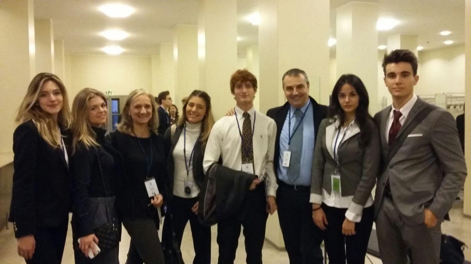 SESSIONE INTERNAZIONALE MEP 2017 HELSINKI