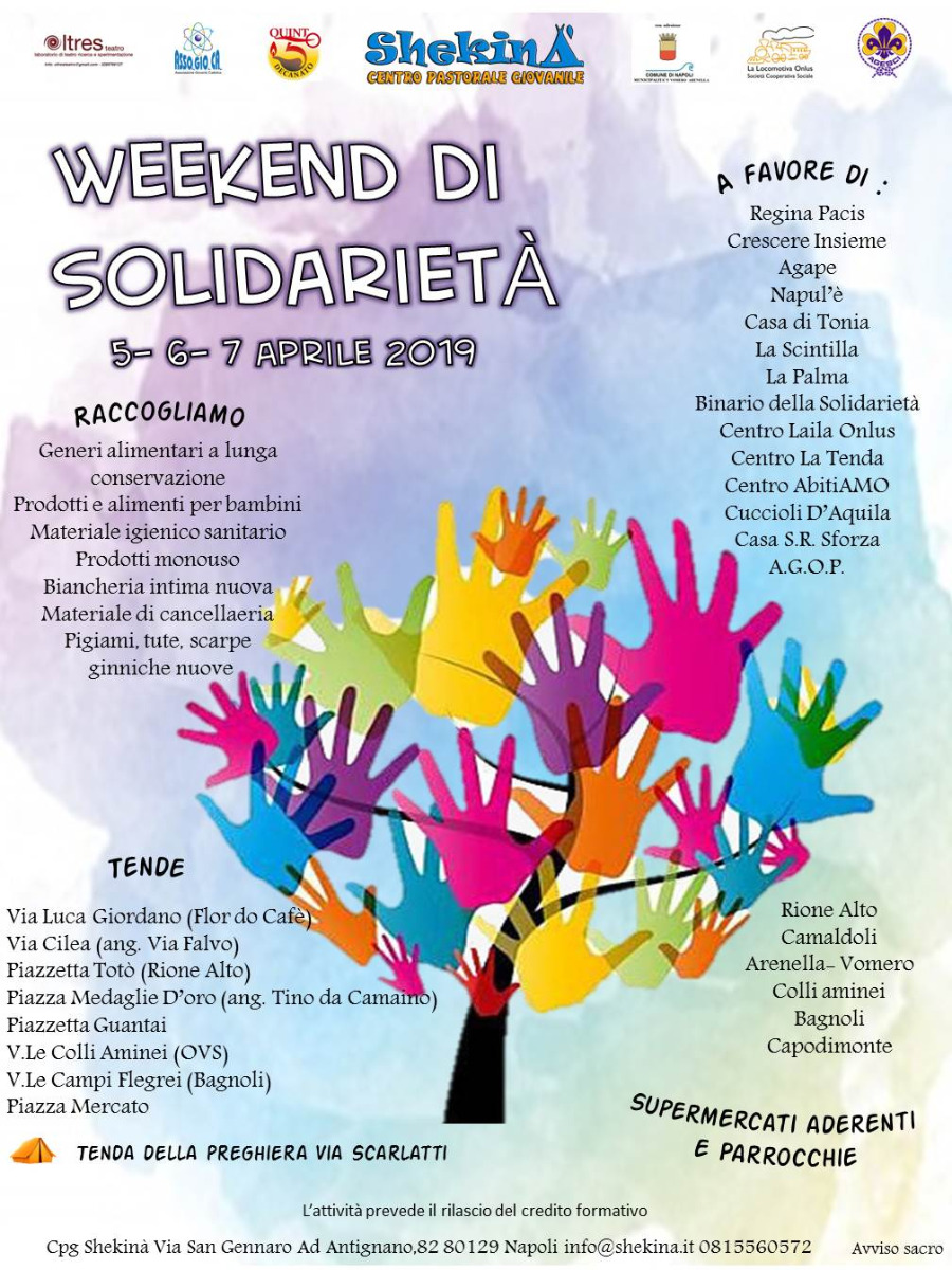 246: WEEK-END DELLA SOLIDARIETA'